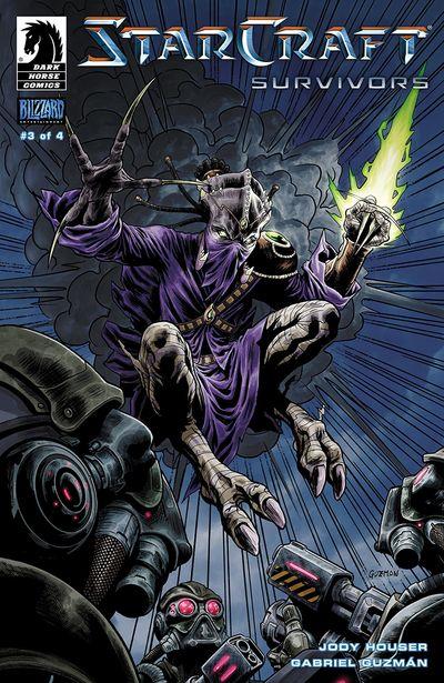 StarCraft – Survivors #3 (2019)
