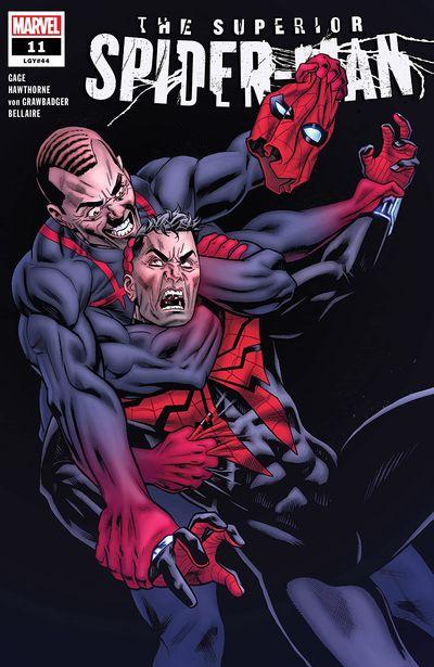 Superior Spider-Man #11 (2019)