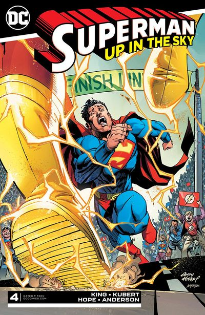 Superman – Up In The Sky #4 (2019)