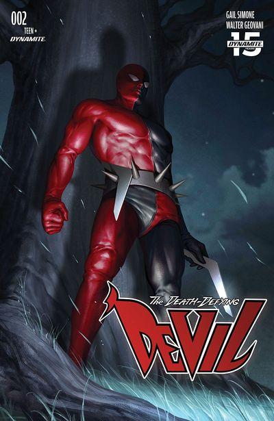 The Death-Defying Devil #2 (2019)