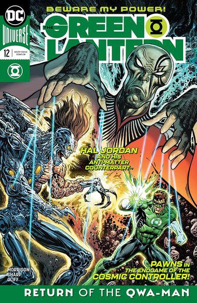 The Green Lantern #12 (2019)
