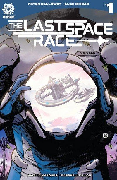 The Last Space Race #1 – 5 (2018-2019)