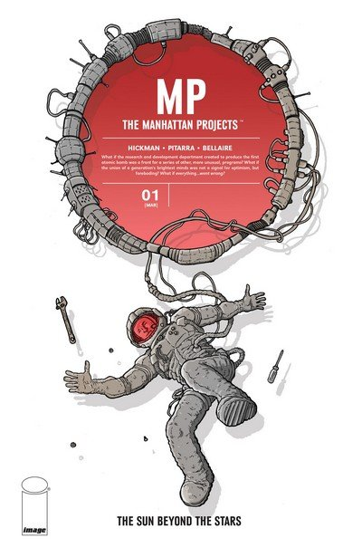 The Manhattan Projects – The Sun Beyond the Stars #1 – 4 (2015-2016)