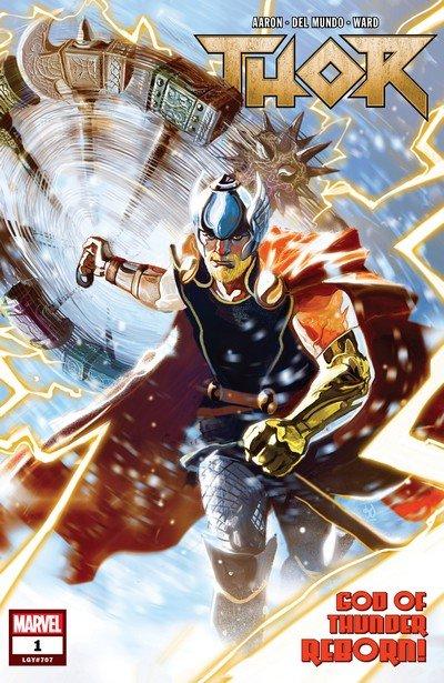 Thor #1 – 16 (2018-2019)