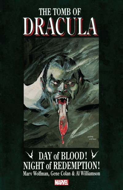 Tomb of Dracula – Day of Blood, Night of Redemption (TPB) (2019)