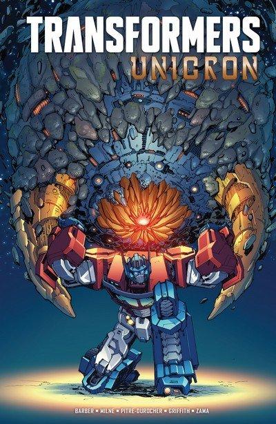 Transformers – Unicron (TPB) (2019)