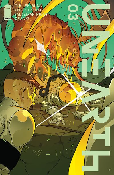 Unearth #3 (2019)