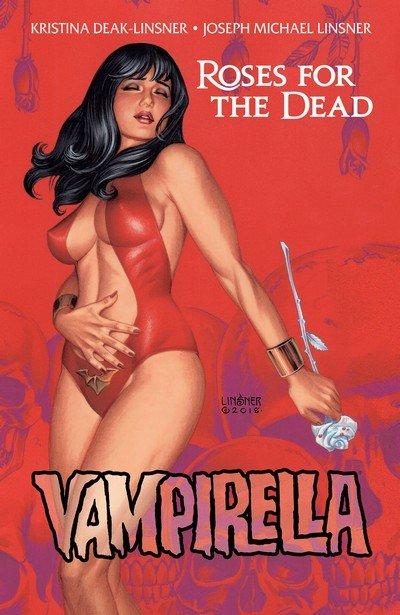 Vampirella – Roses for the Dead (TPB) (2019)