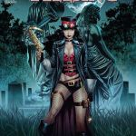 Van Helsing vs Dracula's Daughter #2 (2019)