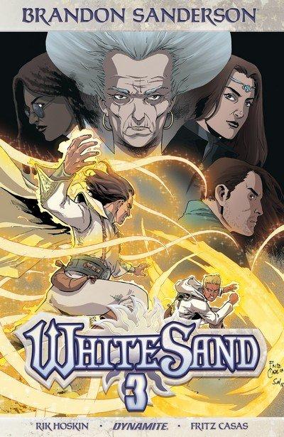 White Sand Vol. 3 (2019)
