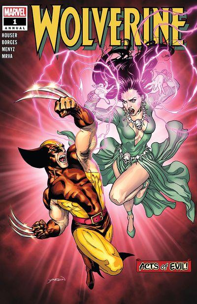 Wolverine Annual #1 (2019)