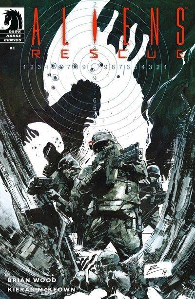 Aliens – Rescue #1 – 4 (2019)