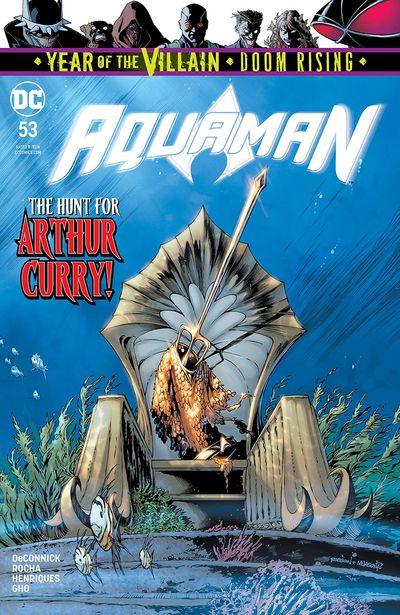 Aquaman #53 (2019)