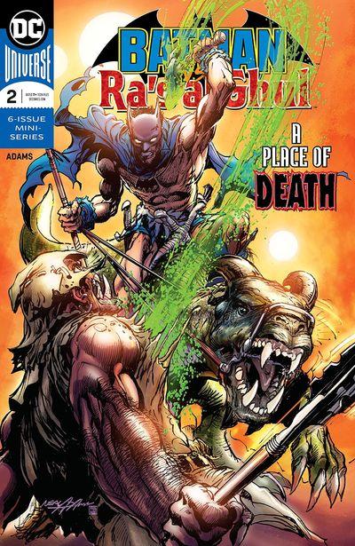 Batman Vs Ra's Al Ghul #2 (2019)