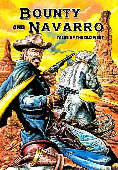 Bounty and Navarro – Tales of the Old West (2017)