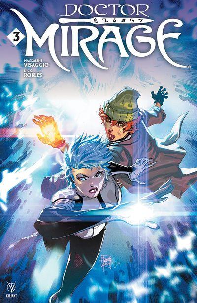 Doctor Mirage #3 (2019)