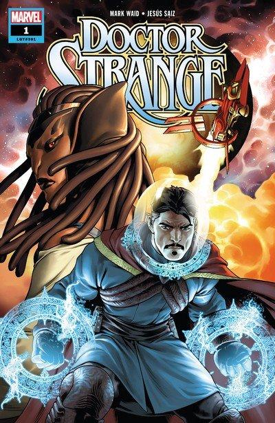 Doctor Strange Vol. 4 #1 – 20 (2018-2019)