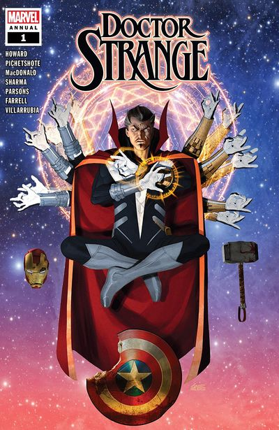 Doctor Strange Annual #1 (2019)