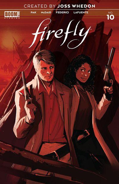 Firefly #10 (2019)