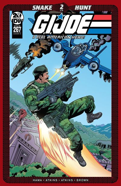 G.I. Joe – A Real American Hero #267 (2019)