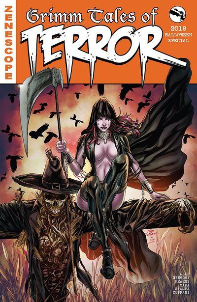 Grimm Tales Of Terror 2019 Halloween Edition