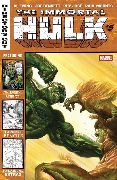 Immortal Hulk Director's Cut #5 (2019)