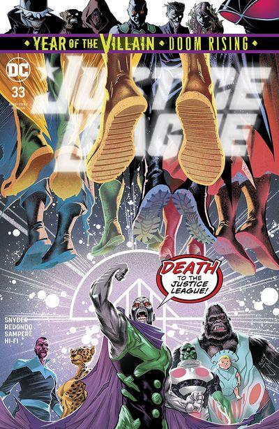 Justice League #33 (2019)