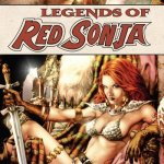 Legends of Red Sonja Vol. 1 (TPB) (2014)