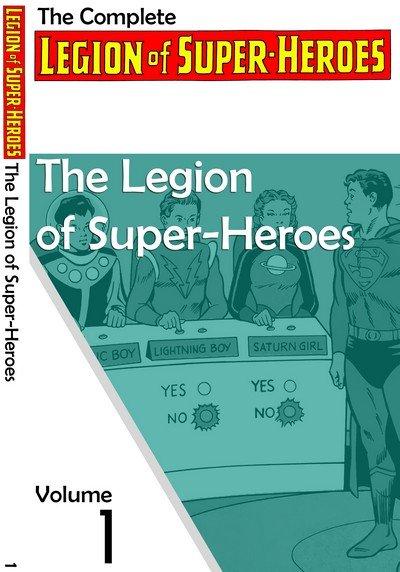 Legion of Super-Heroes Chronology Vol. 1 – 186 (2016-2018)