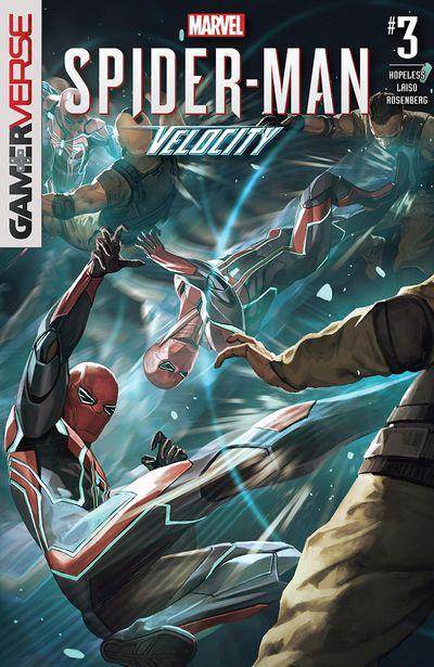 Marvel's Spider-Man – Velocity #3 (2019)