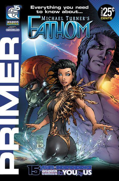 Michael Turner's Fathom Primer #1 (2019)