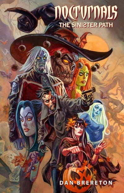 Nocturnals – The Sinister Path (2017) (OGN)