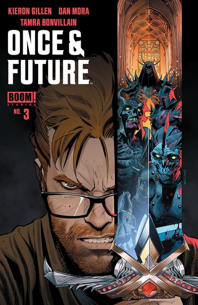 Once And Future #3 (2019)