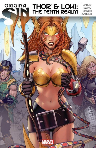 Original Sin – Thor & Loki – The Tenth Realm (TPB) (2014)