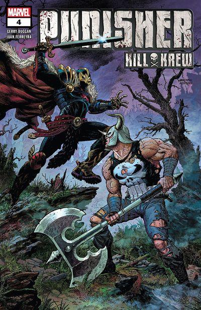 Punisher Kill Krew #4 (2019)