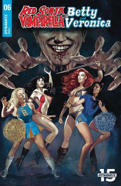 Red Sonja And Vampirella Meet Betty And Veronica #6 (2019)