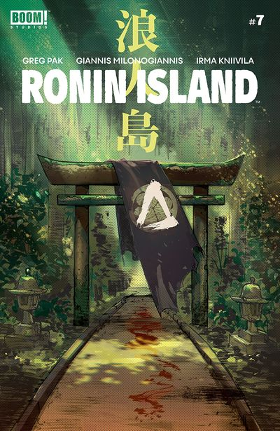 Ronin Island #7 (2019)