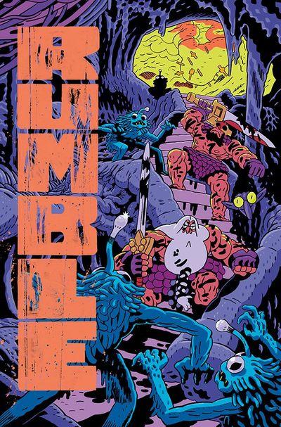 Rumble #17 (2019)