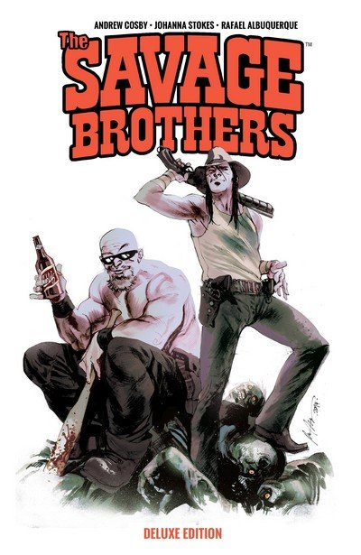 Savage Brothers (2014) (Deluxe Edition)