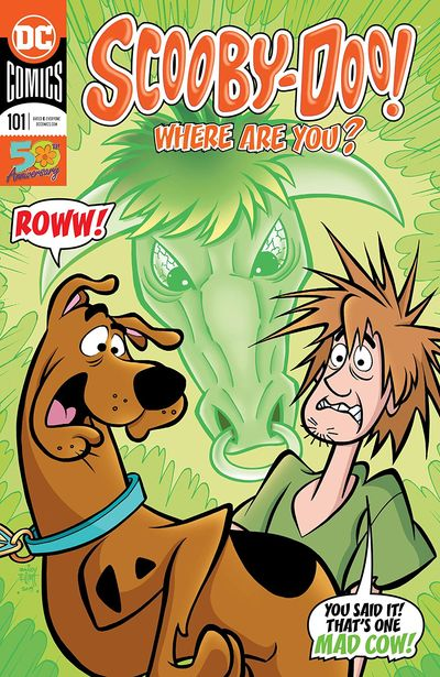 Scooby-Doo Where Are You #101 (2019)