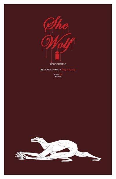 She Wolf #1 – 8 (2016-2017)