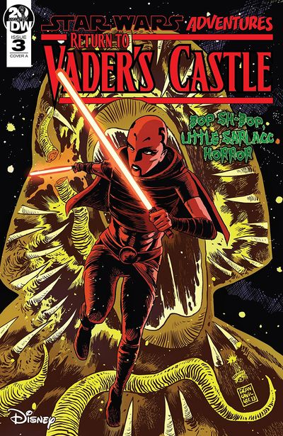 Star Wars Adventures – Return To Vader's Castle #3 (2019)