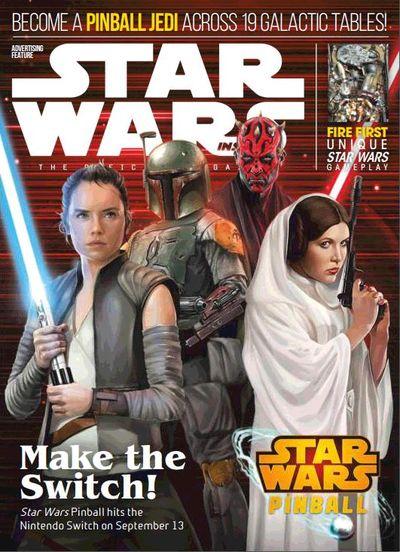 Star Wars Insider #192 (2019)