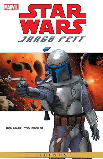 Star Wars – Jango Fett (Marvel Edition) (2002)