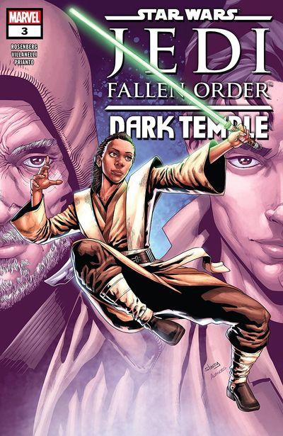 Star Wars – Jedi Fallen Order – Dark Temple #3 (2019)