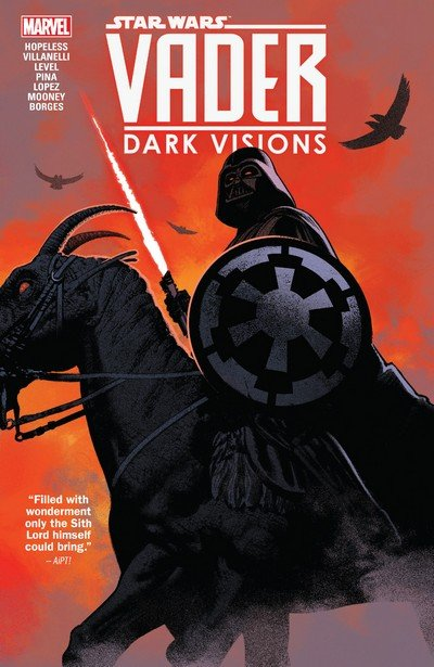 Star Wars – Vader – Dark Visions (TPB) (2019)