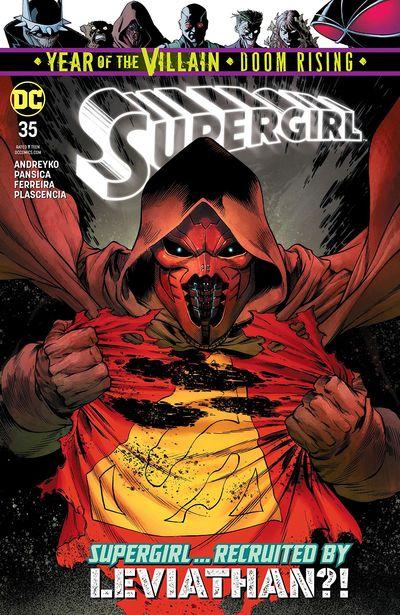Supergirl #35 (2019)