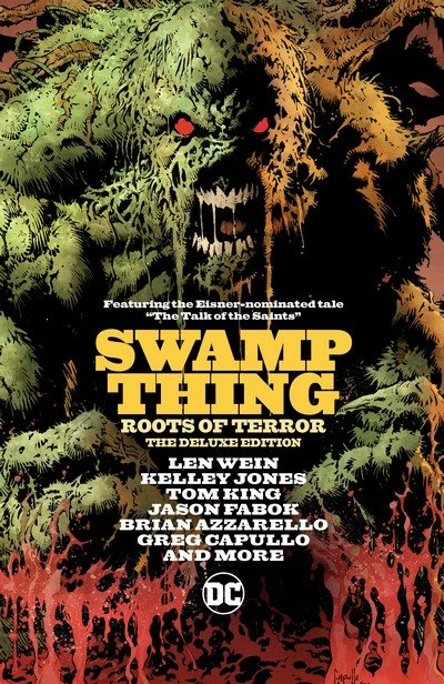 Swamp Thing – Roots of Terror The Deluxe Edition (2019)
