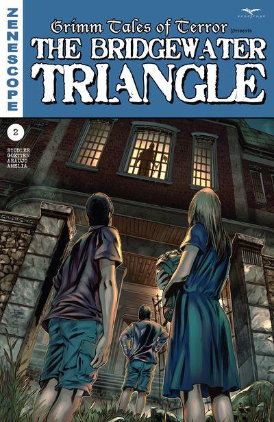 Tales Of Terror – The Bridgewater Triangle #2 (2019)