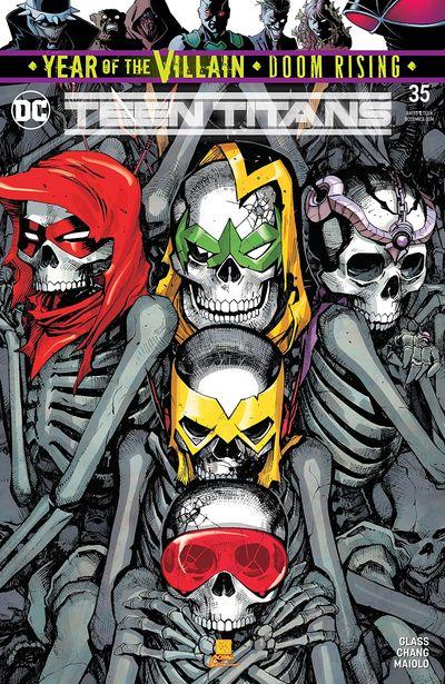 Teen Titans #35 (2019)